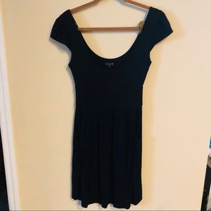 G by Guess black dress with POCKETS size M